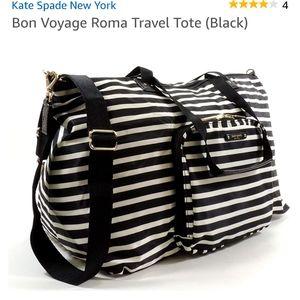 NWT Kate Spade Bon Voyage Travel Tote